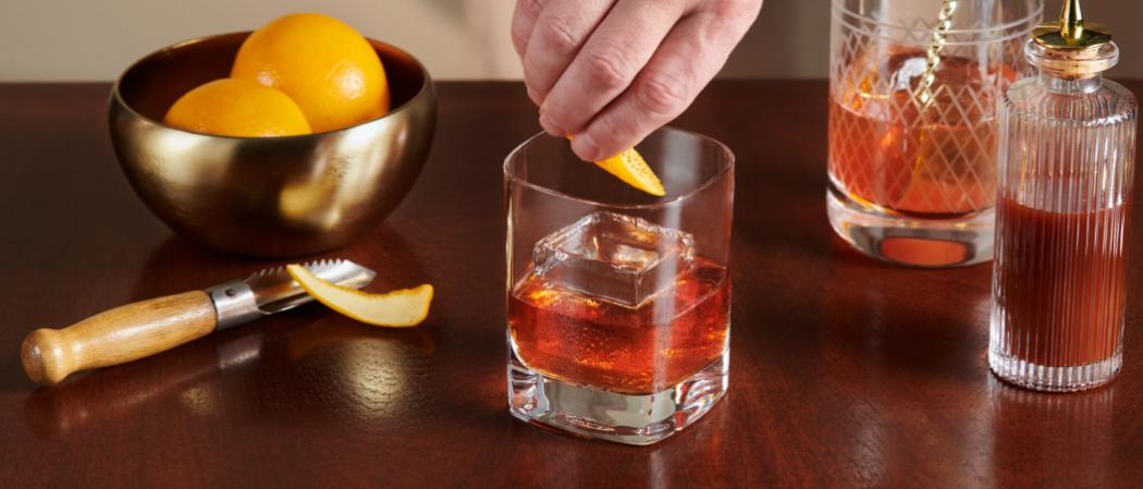 Knob Creek<sup>®</sup> Old Fashioned recipe