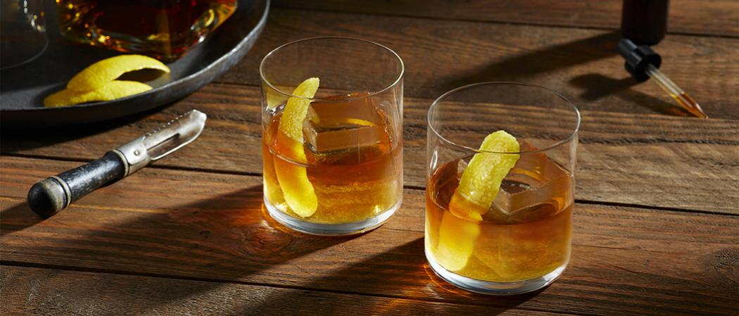 Knob Creek<sup>®</sup> Rye Old Fashioned recipe