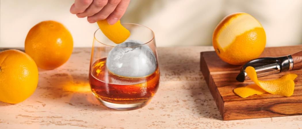 Legent<sup>®</sup> Blossom Old Fashioned recipe
