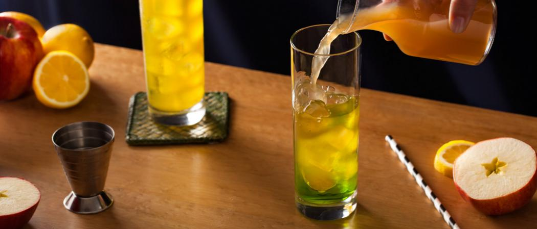 Midori® Cider | The Cocktail Project