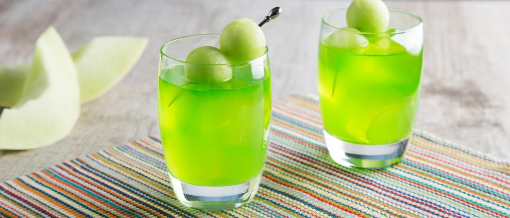 Melon Ball | The Cocktail Project