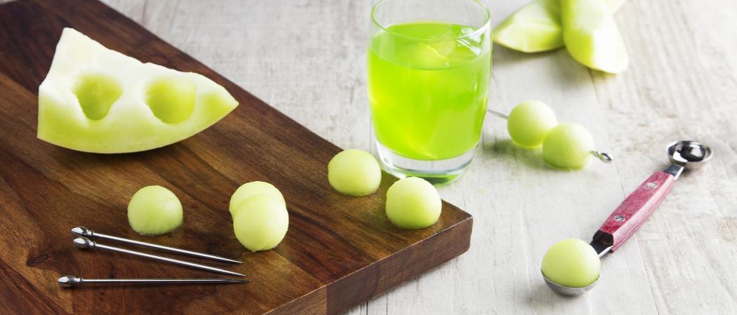 Melon Ball recipe