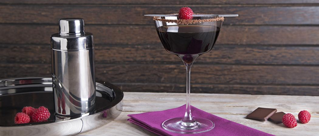 Cocoa Berry Creme | The Cocktail Project