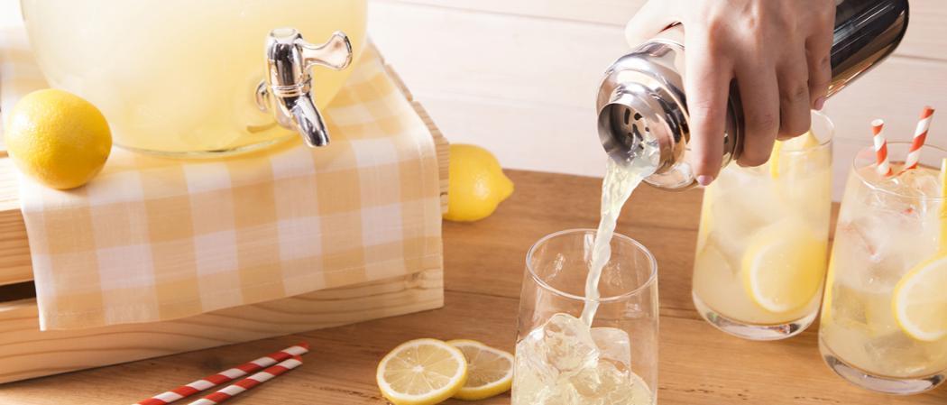 Vodka Lemonade | The Cocktail Project