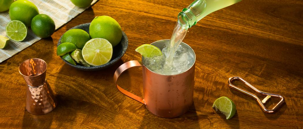 Pinnacle<sup>®</sup> Mule recipe