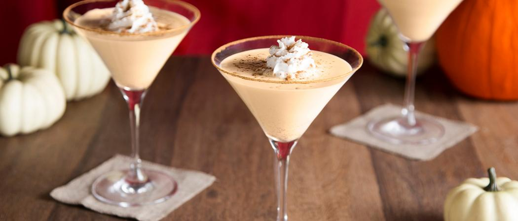 Pumpkin Pie Martini | The Cocktail Project