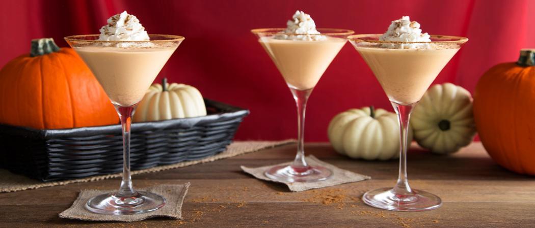 Pumpkin Pie Martini recipe