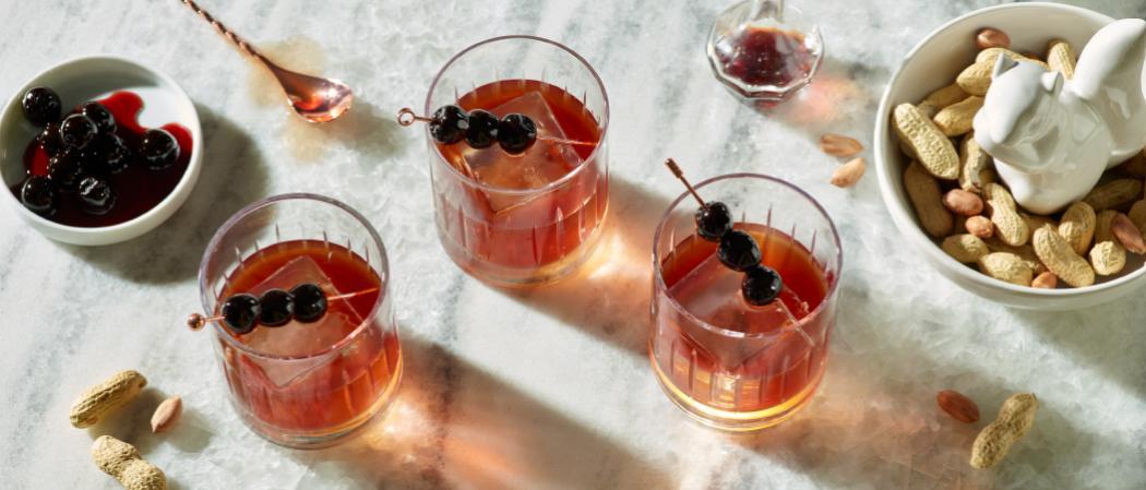 SQRRL<sup>®</sup> PB Manhattan recipe