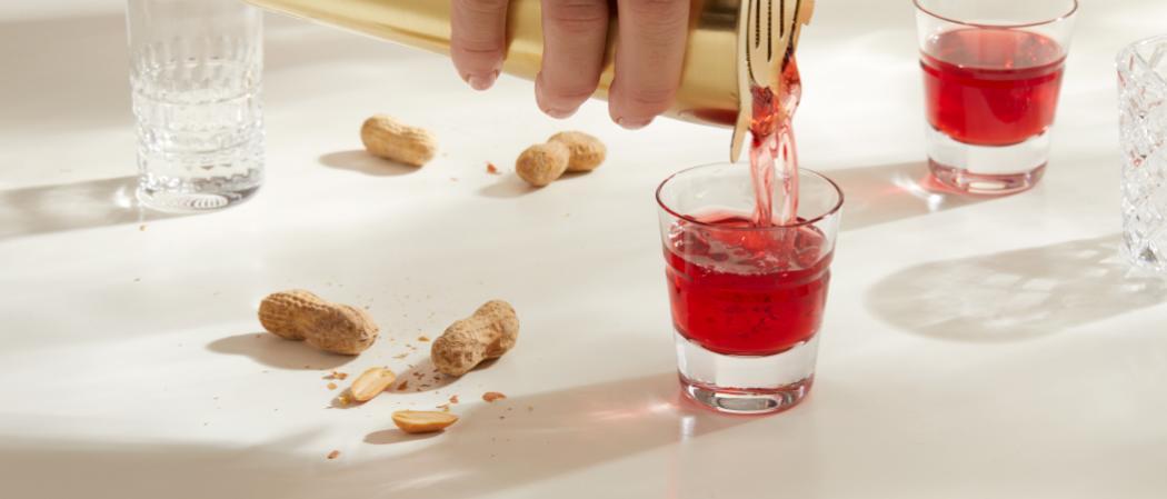 SQRRL<sup>®</sup> PB&J Shot recipe