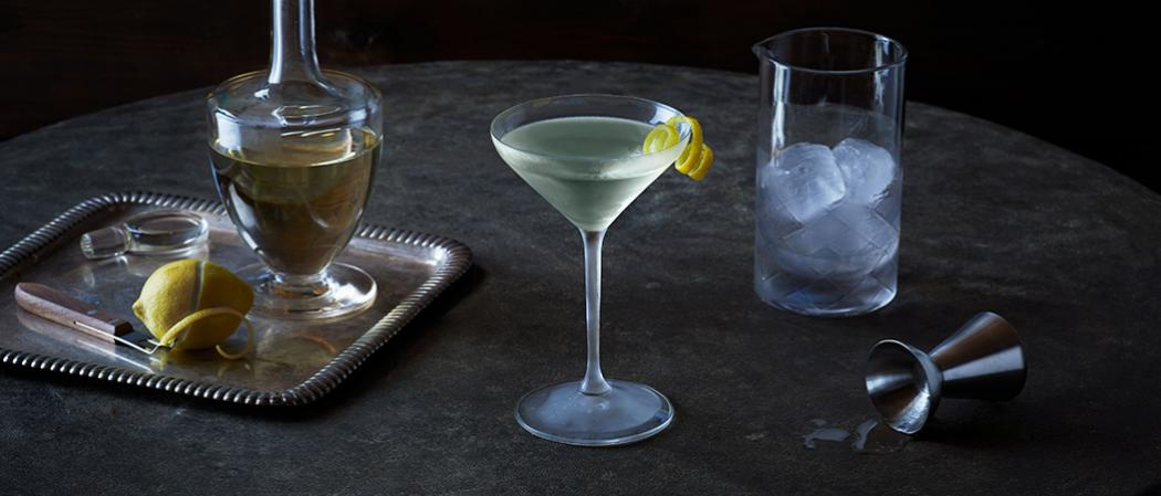 Sipsmith<sup>®</sup> Martini recipe