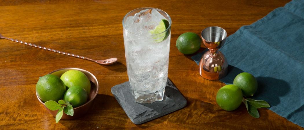 Sipsmith<sup>®</sup> Gin and Tonic recipe
