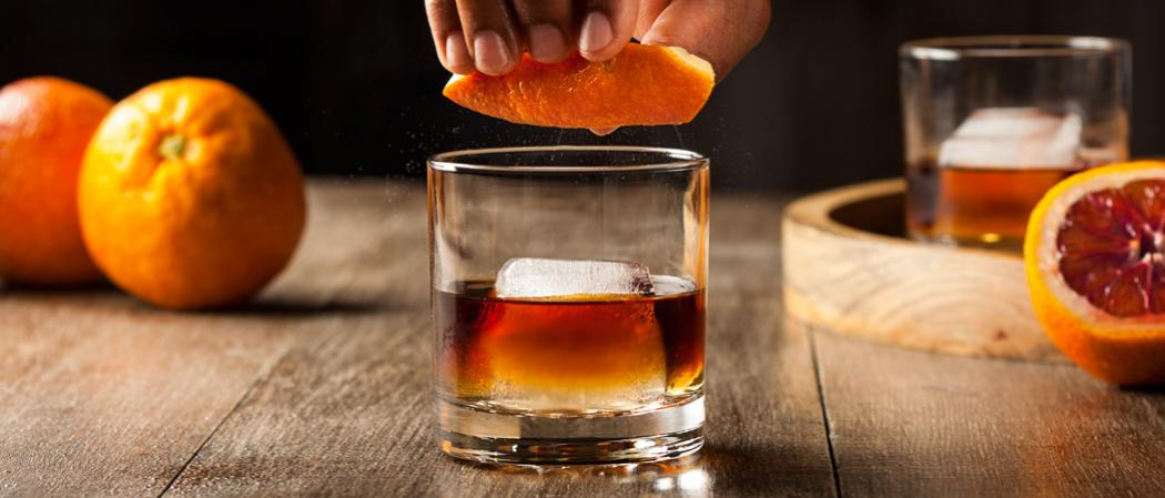 Hornitos® Black Barrel® Tequila Old Fashioned | The Cocktail Project