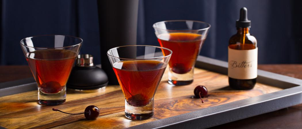 Jim Beam Black® Manhattan | The Cocktail Project
