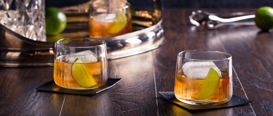 CC® and Ginger | The Cocktail Project