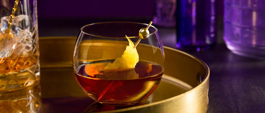 Courvoisier® Classic | The Cocktail Project