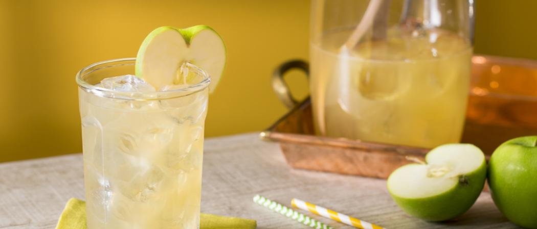 Crisp Apple Ade | The Cocktail Project