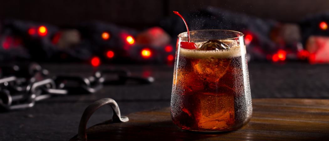 Devil's Cut® and Cola recipe