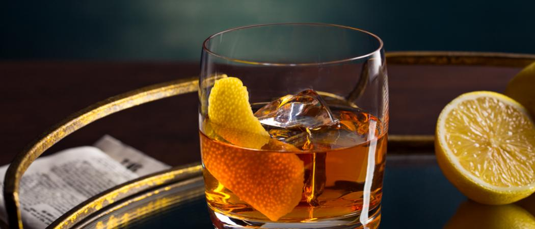 Dry Rye Manhattan recipe