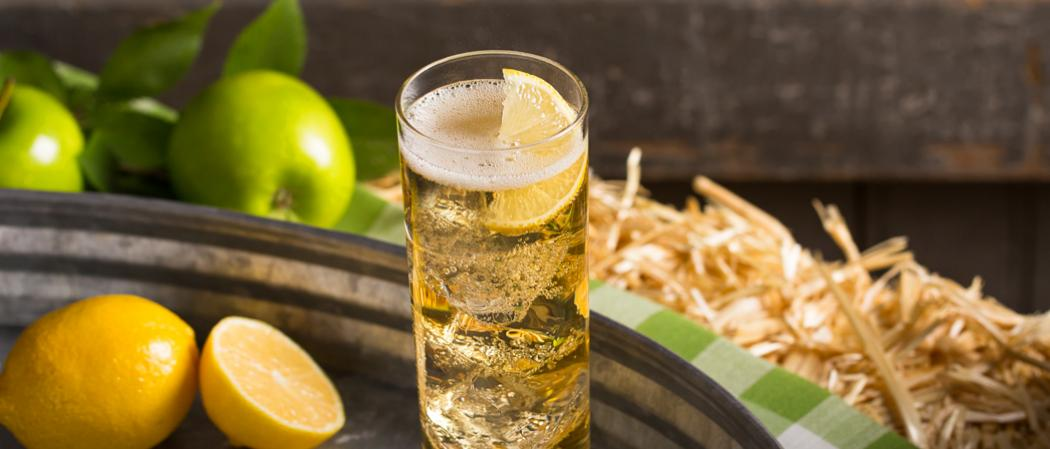 Ginger Cider recipe