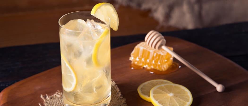 Honey & Lemonade | The Cocktail Project