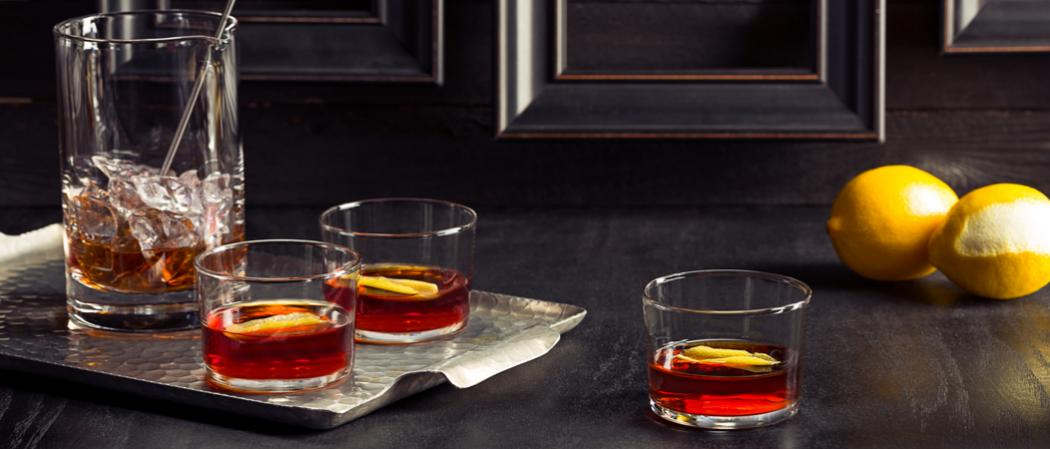 Hornitos® Black Barrel® Tequila Manhattan | The Cocktail Project