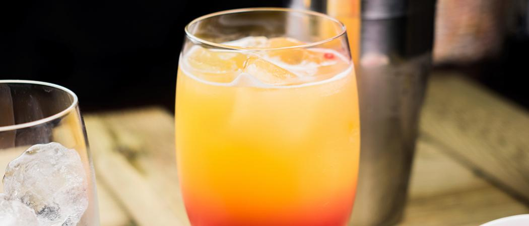 Cruzan® 9 Punch | The Cocktail Project