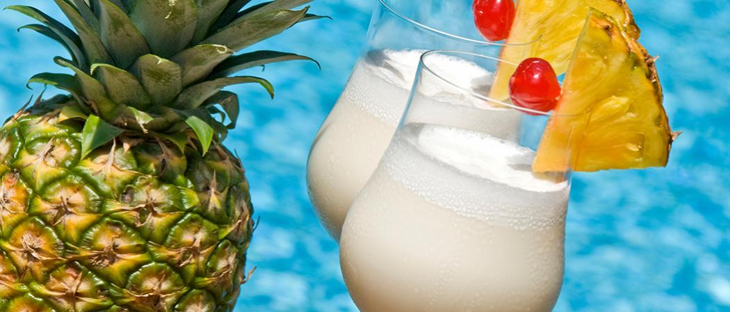 Cruzan® Colada | The Cocktail Project