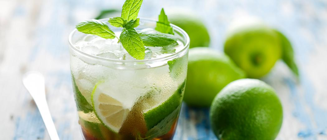 Deluxe Mojito | The Cocktail Project