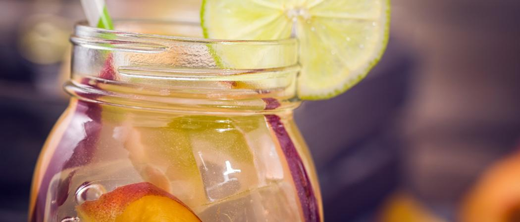 Peach Daiquiri | The Cocktail Project