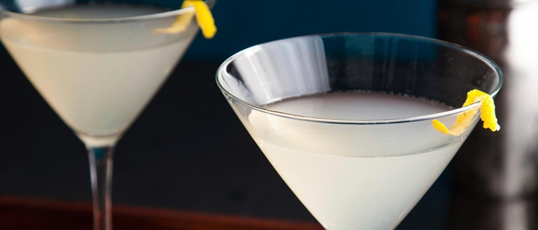 Classic Lemon Drop   The Cocktail Project