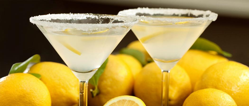 Classic Lemon Drop | The Cocktail Project
