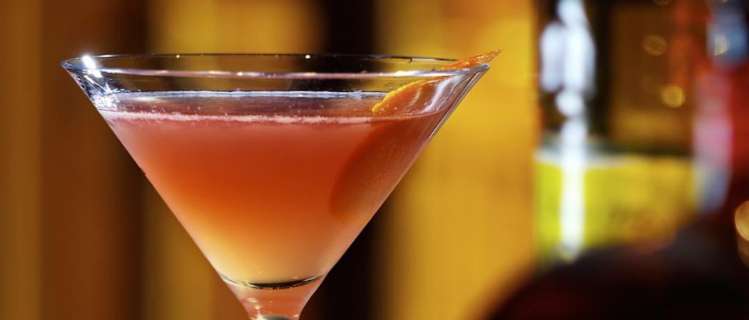Peachtree® Martini | The Cocktail Project