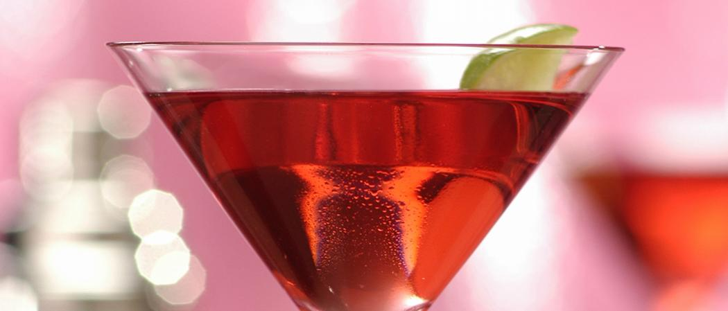 Pomegranate Martini | The Cocktail Project