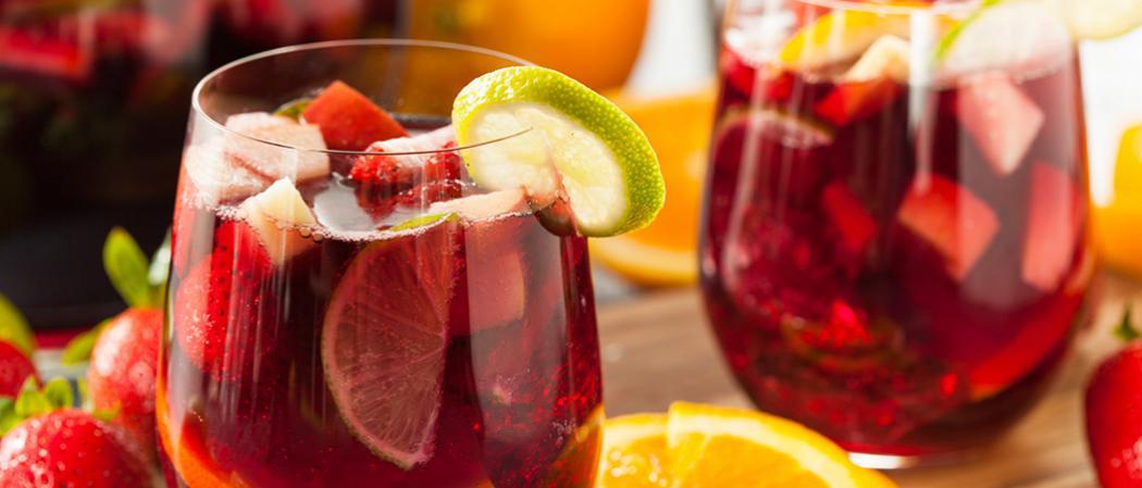 Razzmatazz® Sangria | The Cocktail Project