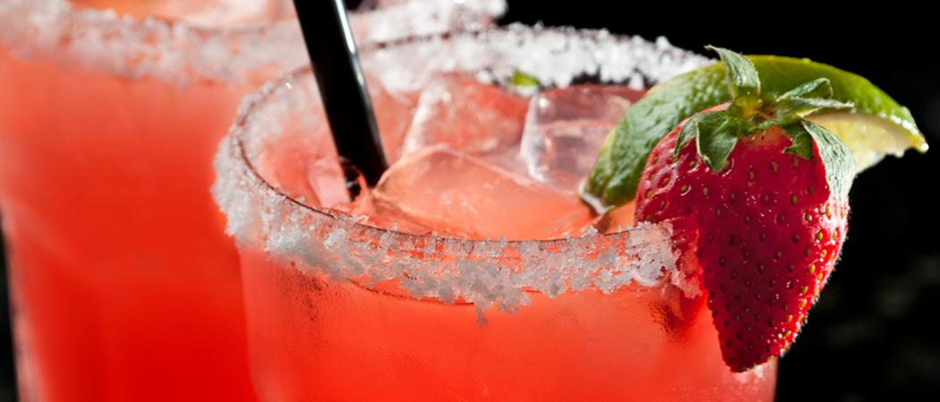 Strawberry Margarita | The Cocktail Project