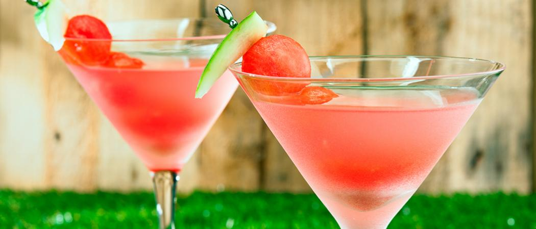 Watermelon Martini | The Cocktail Project