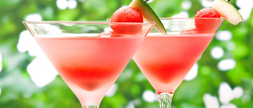 Watermelon Martini recipe