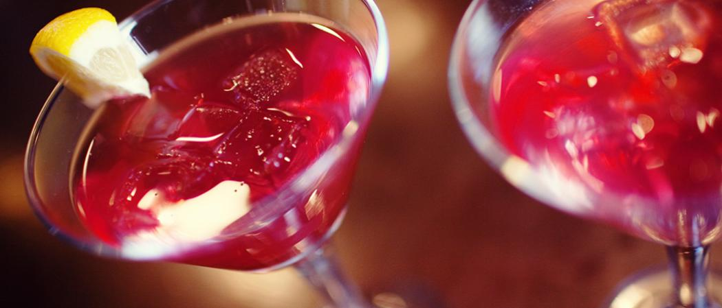 Grape Cosmo | The Cocktail Project