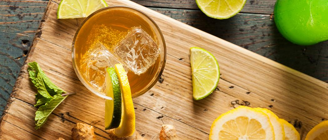 Mexican Mule | The Cocktail Project