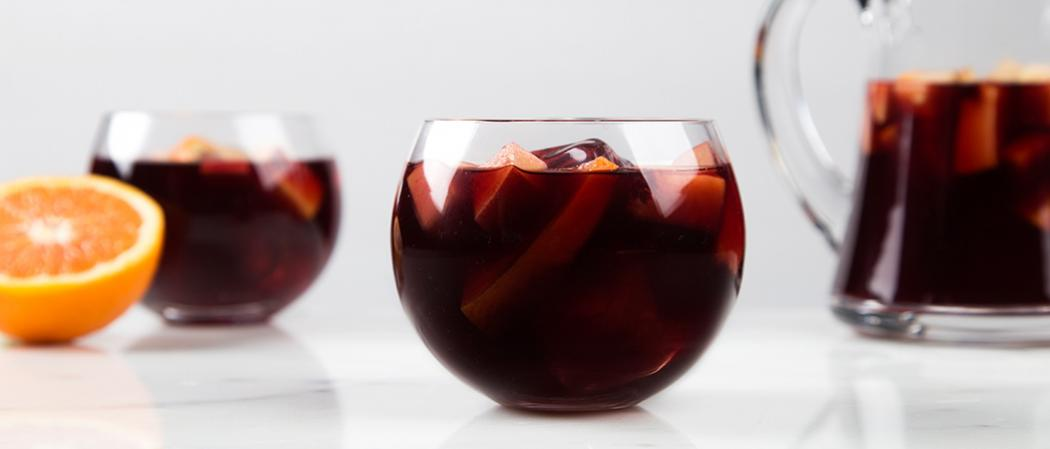 Red Sangria Pitcher | The Cocktail Project