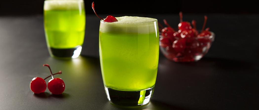 Fresh Midori® Sour | The Cocktail Project