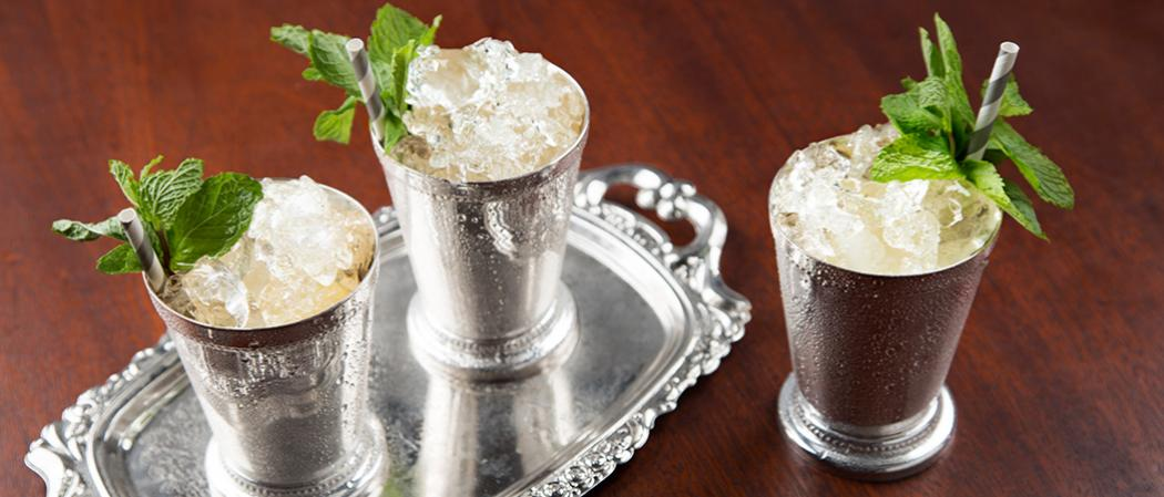 Classic Mint Julep Recipe, Bourbon Julep | The Cocktail Project
