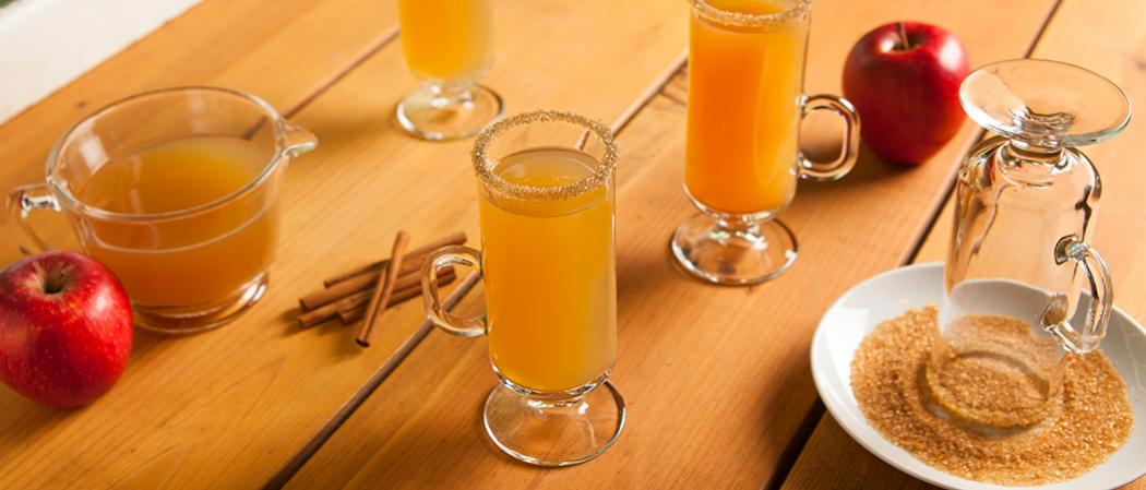 Hot And Spicy Cider | The Cocktail Project