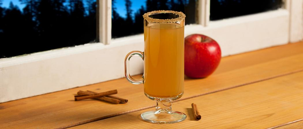 Hot And Spicy Cider recipe