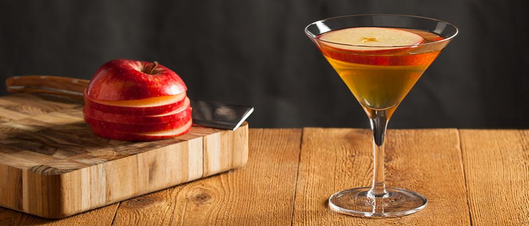 Apple Manhattan | The Cocktail Project