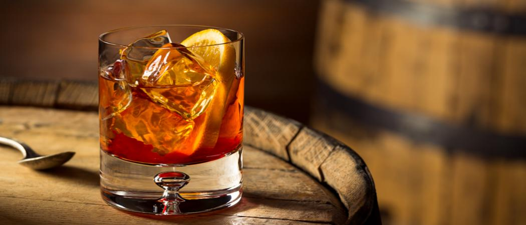 What Is In A Whiskey Old Fashioned