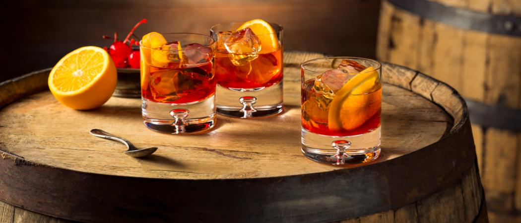 Knob Creek<sup>®</sup> Old Fashioned recipe