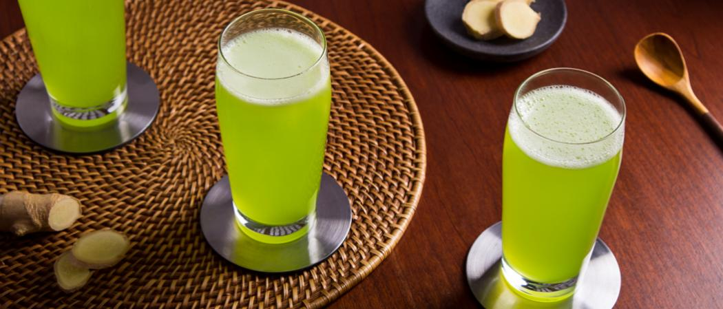 Midori® and Ginger Beer | The Cocktail Project