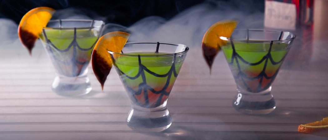 Midori® Spider's Kiss | The Cocktail Project