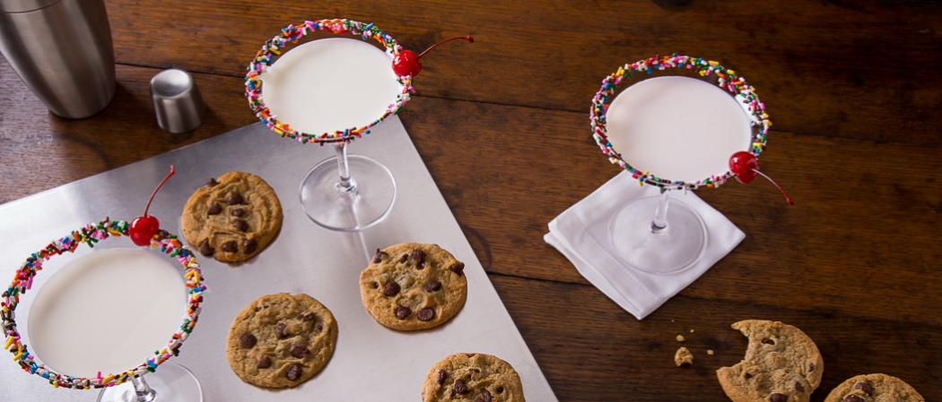 Cookie-Tini | The Cocktail Project